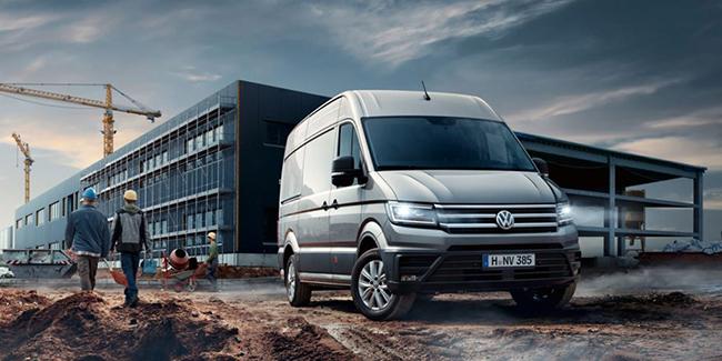 Leasing utilitaire Volkswagen : du Crafter au Transporter en passant par le Caddy en LLD